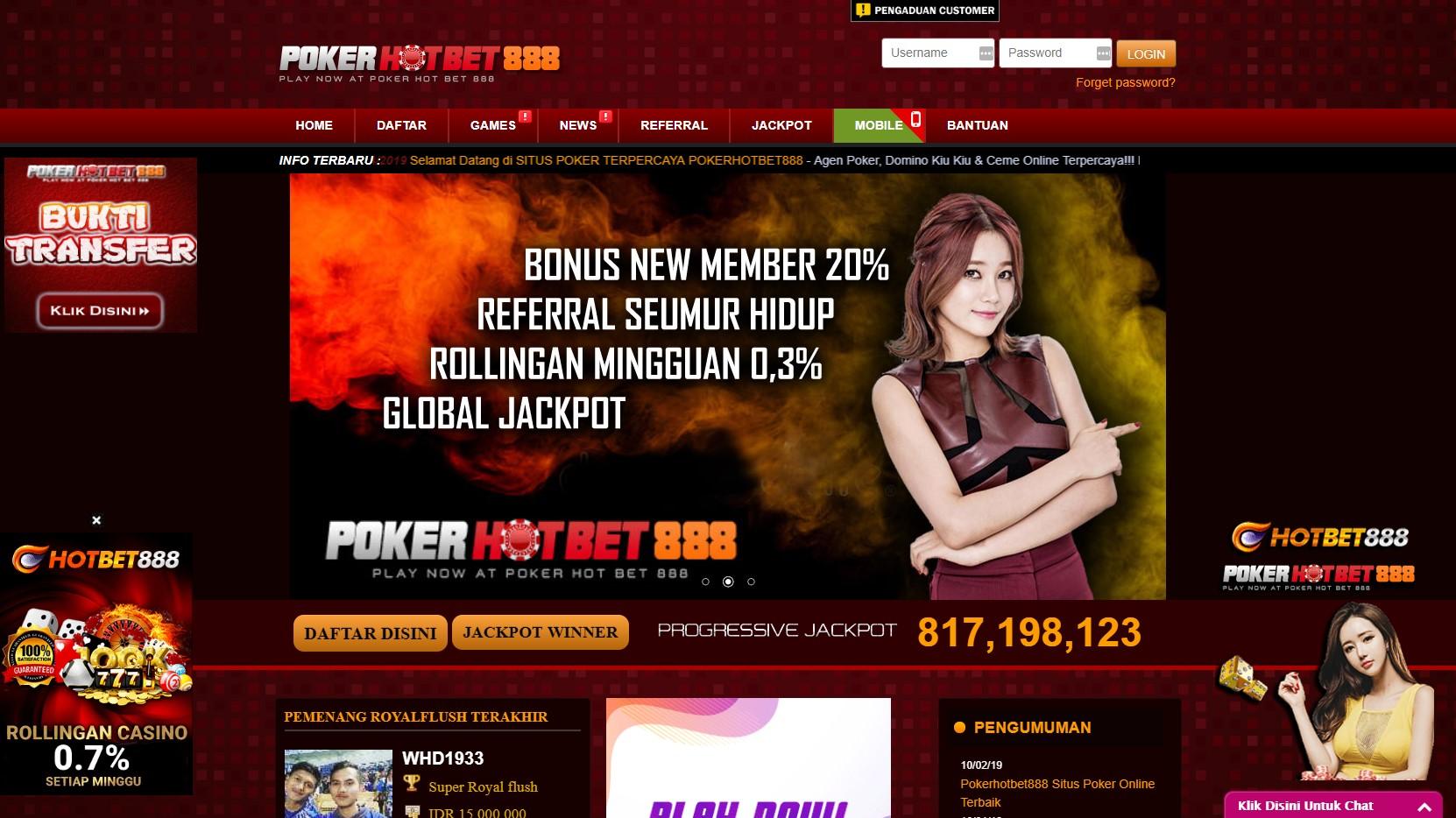 Situs Bermain IDN Poker88 Online Terbaik Dengan Keuntungan Berlimpah